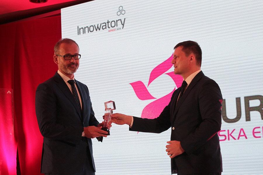 """Innowatory """"Wprost"""" 2016"""
