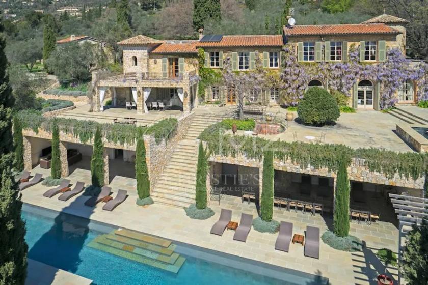 Dom w Peymeinade we Francji, należący niegdyś do Brigitte Bardot