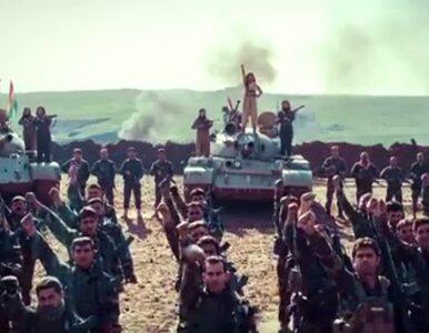 """""""Kurdyjska Shakira"""" buntuje się przeciw IS w klipie"""