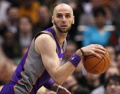 Suns wygrali z Kings. Gortata pokonał Kanadyjczyk