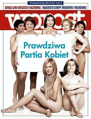 Okładka tygodnika Wprost nr 39/2007 (1292)