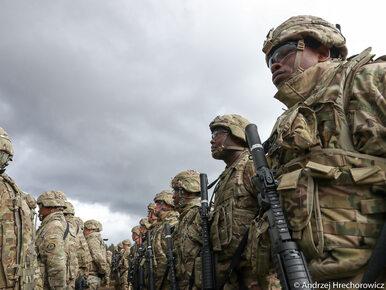 Prezydent powitał siły NATO w Orzyszu: Marzyliśmy o tym, by stać się na...