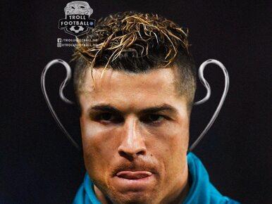 Internauci zachwyceni po przewrotce Ronaldo. Memy zalały internet