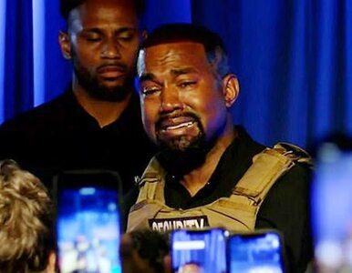 Kanye West popłakał się na wiecu i zdradził osobiste szczegóły ze...