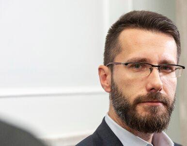 """Radosław Fogiel komentuje sprawę prezesa NIK. """"Jest to istotna sprawa,..."""
