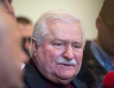 """Lech Wałęsa komentuje start syna w wyborach do PE. """"Gdybym miał radzić…"""""""