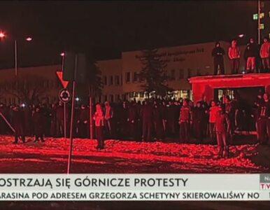 15 osób zatrzymanych po demonstracji pod JSW