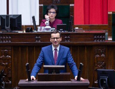 Morawiecki apeluje o poparcie tarczy antykryzysowej: Dane są...