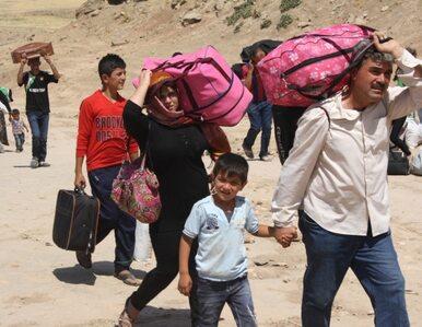 ONZ: milion dzieci uciekło z Syrii