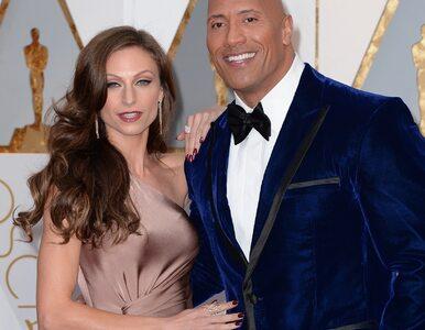 """Dwayne """"The Rock"""" Johnson poślubił Lauren Hashian. Para ma dwójkę dzieci"""