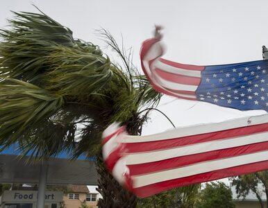 Irma osłabła, ale to nie koniec zagrożenia. Żywioł przesuwa się dalej
