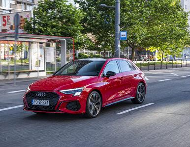 Pierwsza jazda nowym Audi A3. Jest cennik modelu w Polsce