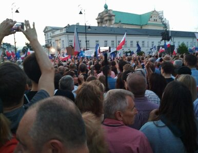 Kto popierał protesty przeciwko reformie sądownictwa? Najnowszy sondaż