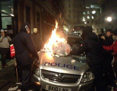 Antykapitaliści starli się z policją. 28 osób zatrzymanych