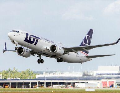 Samoloty Boeing 737 MAX 8 nie wlecą do Polski. LOT uziemia maszyny
