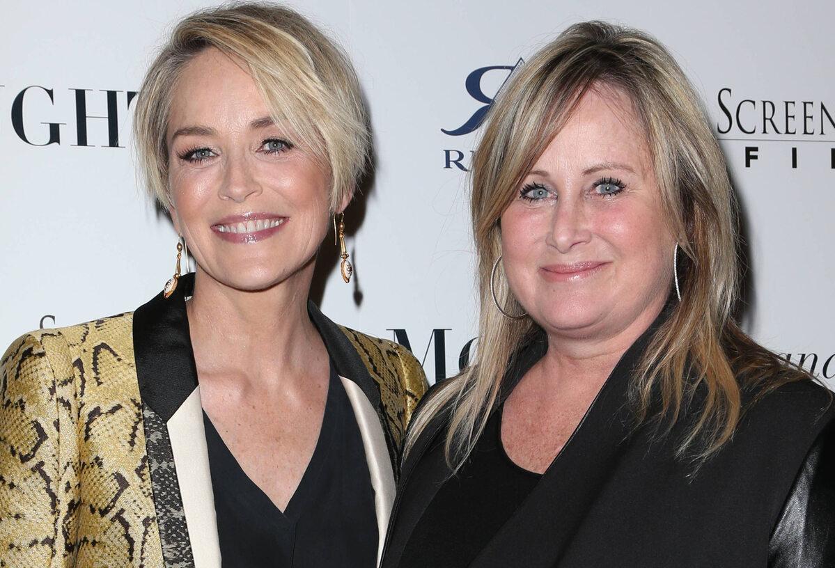 Sharon Stone i Kelly Stone - galeria zdjęć