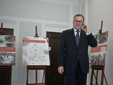"""PO chce odwołania senatora Biereckiego. Marszałek Karczewski """"nie..."""