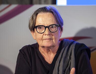 Agnieszka Holland chce odebrania mężczyznom prawa wyborczego na 12 lat