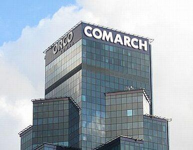 Comarch kupił spółkę w Szwajcarii, która zarabia 4 mln franków