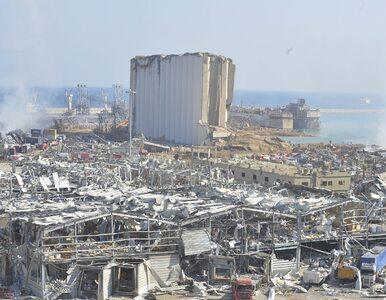 UE wyśle pomoc do Libanu. Tak wygląda Bejrut po eksplozji