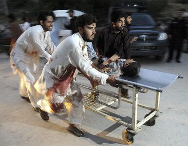 Atak na Amerykanów w Pakistanie