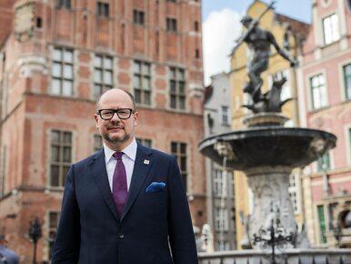 Prezydent Gdańska zaatakowany nożem. Wiece przeciw nienawiści w całej...