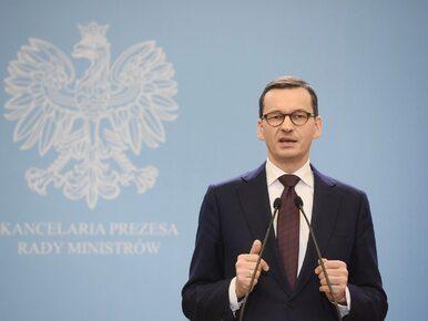 Premier Morawiecki: Odmówiłem wejścia do rządu Donalda Tuska