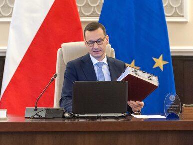 Mateusz Morawiecki: Polska traktuje kwestię pokoju na Bliskim Wschodzie...