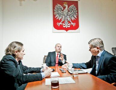 Nie jestem ludożercą – zapewnia szef CBA Paweł Wojtunik