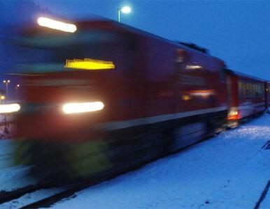 Zimą marzniesz w pociągach? Minister: to przez mrozy