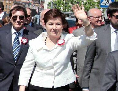 """Wiceprzewodnicząca PO: mogę być """"bufetową"""", Tuska nie zastąpię"""