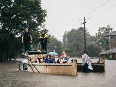 Apokaliptyczne sceny po huraganie w Houston. Ludzie rozpaczliwie szukali...
