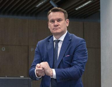 Europoseł Tarczyński obraźliwie do Durczoka: Nie pij tyle, bo nawet...