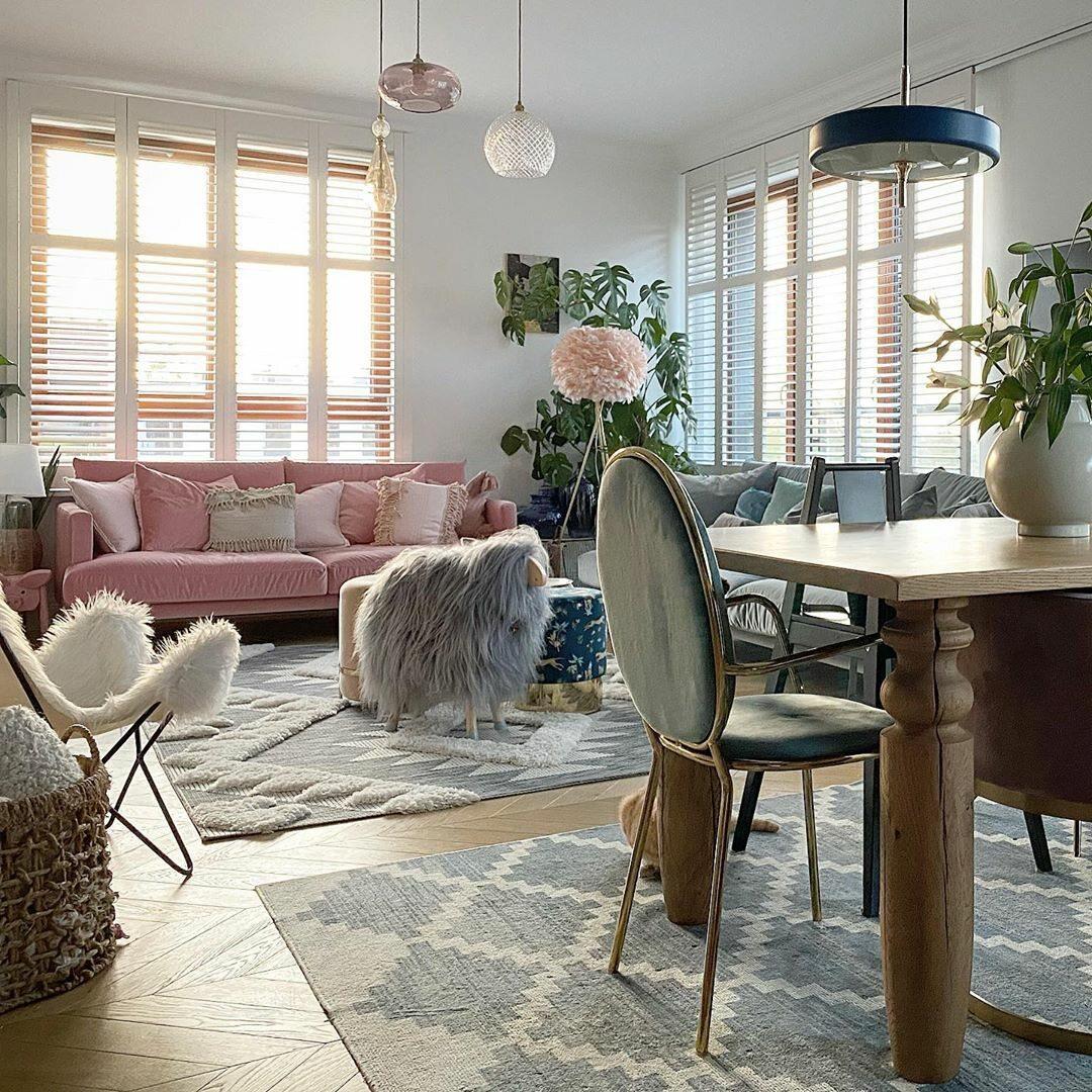 Wnętrze mieszkania Doroty Szelągowskiej