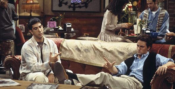 """Quiz z trzeciego odcinka serialu """"Przyjaciele"""". Ile pamiętasz?"""