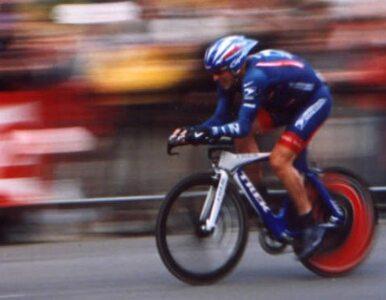Lance Armstrong na podium w... zawodach triathlonowych