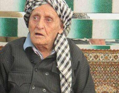 Starsza od niego jest tylko jedna osoba na świecie. Irańskie władze...