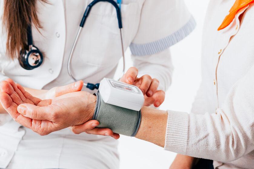 Pielęgniarka, zdjęcie ilustracyjne