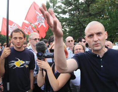 Rosja: protest w obronie... protestujących