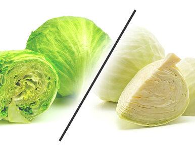 Sałata czy kapusta? Obie niskokaloryczne, ale która zdrowsza?