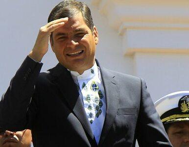 Ekwador o sprawie Assange'a: porozmawiajmy