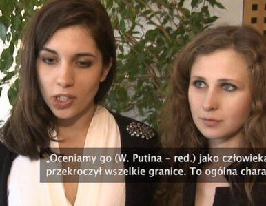 Pussy Riot: Władimir Putin przekroczył wszystkie granice