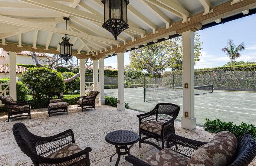 Posiadłość w Palm Beach na Florydzie