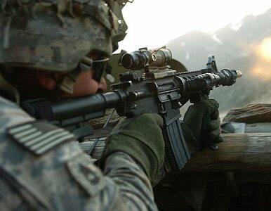 Czterech żołnierzy NATO zginęło w Afganistanie