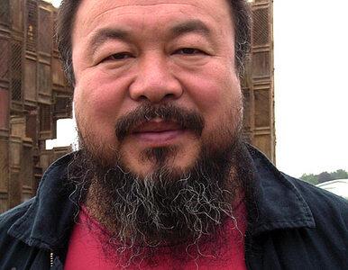 Fani robią zrzutkę na chińskiego artystę-dysydenta