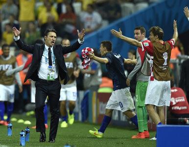 Trener Chorwatów: Sędziowanie było haniebne