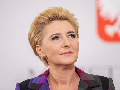 """""""Fakt"""": Agata Kornhauser-Duda po cichu mediowała w sprawie zarobków..."""
