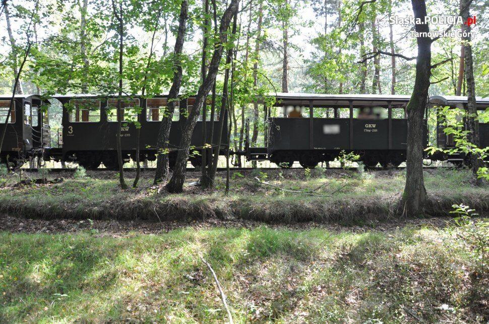 Kolejka w Tarnowskich Górach