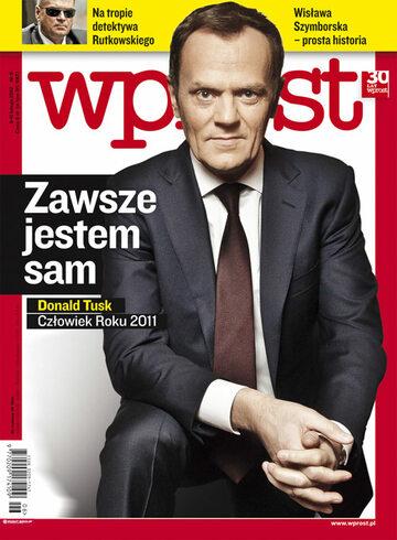 Okładka tygodnika WPROST: 6/2012
