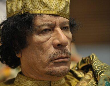 Kadafi: w naszym kraju zostaniemy do śmierci! Pokonamy tchórzy z NATO!
